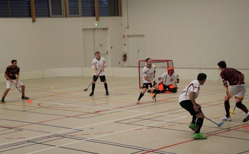 D1 : Week-End décisif à Annecy