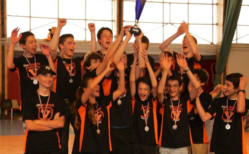 Les Tigrous sont champions !